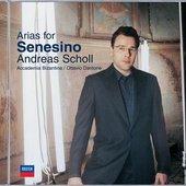 Accademia Bizantina - Andreas Scholl Arias for senesino
