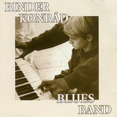 Binder Konrád Blues Band - Blues Band (1996)