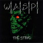 W.A.S.P. - Sting (CD + DVD, Reedice 2016) CD OBAL