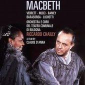 Verdi, Giuseppe - VERDI Macbeth Verrett Chailly DVD-VIDEO