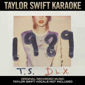Taylor Swift - Karaoke: 1989/CD+DVD