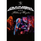 Gamma Ray - Skeletons And Majesties Live (2DVD, 2012)