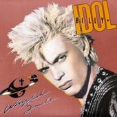 Billy Idol - Whiplash Smile/Vinyl Cut-Out