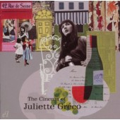 Juliette Gréco - Cinema Of Juliette Gréco (2010)