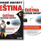 Interaktivní Učebnice - Český jazyk – Mluvené diktáty – učivo ZŠ a SŠ (CD-ROM)