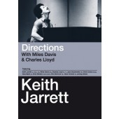 Keith Jarrett - Directions With Miles Davis & Charles Lloyd (DVD, 2009)