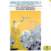 Leonard Bernstein - MAHLER Symphonie No. 2 Bernstein