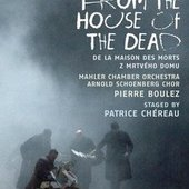 Ainsley, John Mark - JANACEK House of the Dead Boulez DVD-VI