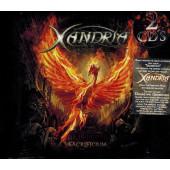 Xandria - Sacrificium (Limited Edition, 2014)