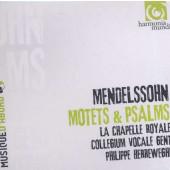 Felix Mendelssohn-Bartholdy - Motets & Psalms (2006)