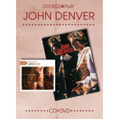 John Denver - Double Play (CD+DVD, 2010)