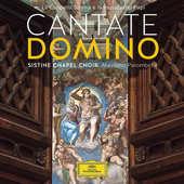 Massimo Palombella - Cantate Domino/Sistine Chapel Choir KLASIKA