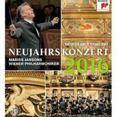 Vídeňští filharmonici - Novoroční Koncert 2016 (Blu-ray Disc)