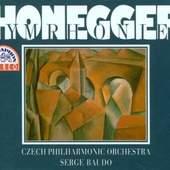 Czech Philharmonic Orchestra - Honegger - Symphonies