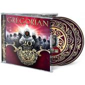 Gregorian Chant - Gregorian - 20/2020 (2CD, 2019)