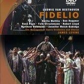 Beethoven, Ludwig van - BEETHOVEN Fidelio Levine DVD-VIDEO