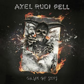 Axel Rudi Pell - Game Of Sins (Digipack)