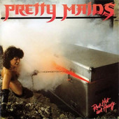 Pretty Maids - Red, Hot And Heavy (Edice 1989)