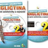 Interaktivní Učebnice - Angličtina animovaná gramatika 2 (CD-ROM) PRO UPLNE ZACATEC. A NEJME