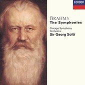 Brahms, Johannes - Brahms Symphonies 1 - 4 Chicago Symphony Orchestra