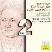 Beethoven, Ludwig van - BEETHOVEN Cello Sonatas / Fournier, Kempff