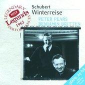 Britten, Benjamin - Schubert Winterreise Peter Pears
