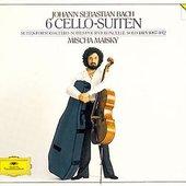 Bach, Johann Sebastian - BACH Suiten für Violoncello solo Maisky