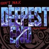 Gov't Mule - Deepest End/2CD+DVD