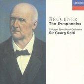Bruckner, Anton - Bruckner Symphonies 0-9 Chicago Symphony Orchestra