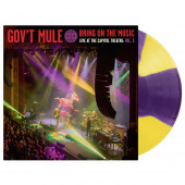 Gov't Mule - Bring On The Music - Live at the Capitol Theatre Vol. 3 (2019) - Multi-coloured Vinyl