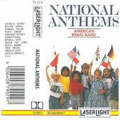 American Brass Band - National Anthems (Kazeta, 1989)