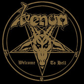 Venom - Welcome To Hell (Edice 2009) - Vinyl