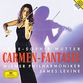 James Levine - ANNE-SOPHIE MUTTER Carmen-Fantasie