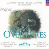 Wagner, Richard - Wagner Favourite Overtures Solti