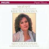 Mozart, Wolfgang Amadeus - Mozart: Opera Arias - Kanawa, London Symphony Orch