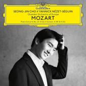 Seong-Jin Cho - Mozart: Piano Concerto No. 20 K 466 // Sonatas K 281 & K 332 (2016) - Regionální verze