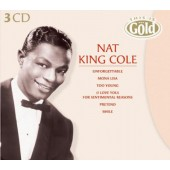 Nat King Cole - This Is Gold (3CD, 2006)