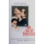 Soundtrack / Elmer Bernstein - Age Of Innocence (Kazeta, 1994)