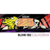Blink 182 - California/LP (2016)