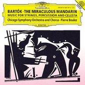 Boulez, Pierre - BARTÓK Der wunderbare Mandarin Boulez