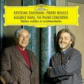 Boulez, Pierre - RAVEL The Piano Concertos / Zimerman, Boulez