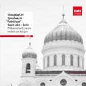 "Herbert von Karajan - Tschaikowsky: Symphony 6 ""Pathtique"" - Swan Lake - Suite"