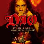 Dio - Live In London Hammersmith Apollo 1993 (2CD, 2014)