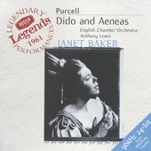 Purcell, Henry - Purcell Dido and Aeneas Baker/Clarke/Sinclair/Heri