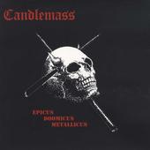 Candlemass - Epicus Doomicus Metallicus (Edice 2010) - 180 gr. Vinyl