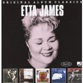 Etta James - Original Album Classics (5CD, 2012)