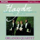ORLANDO QUARTETT - Haydn: String Quartets, Op. 76 Nos. 4 & 6 - Orland