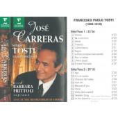 Francesco Paolo Tosti - Carreras sings Tosti - La Mia Canzone (Kazeta, 1999)