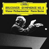 Boulez, Pierre - BRUCKNER Symphonie No. 8 Boulez