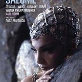 Strauss, Richard - STRAUSS Salome Stratas Böhm DVD-Video
